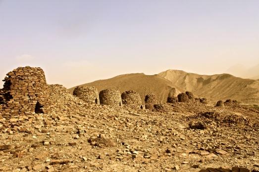Beehive tombs -- Al Ayn, Oman